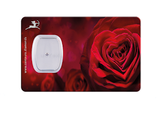Diamond Gift Card Rose
