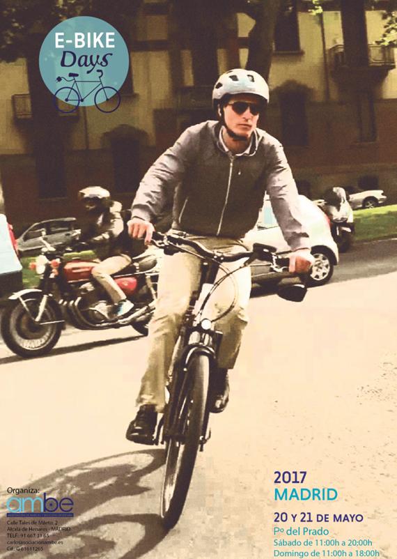 'E-BIKE Days' para ver, conocer y probar bicicletas ...