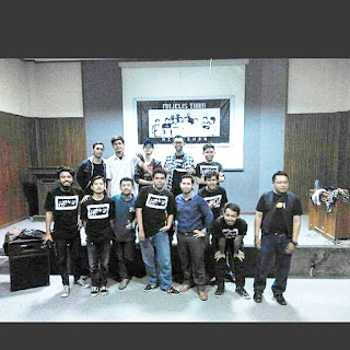 Stand up comedy UMS