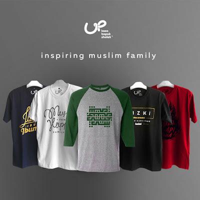Kaos Dakwah Kreatif dari Jogja, Cocok untuk Ramadhan