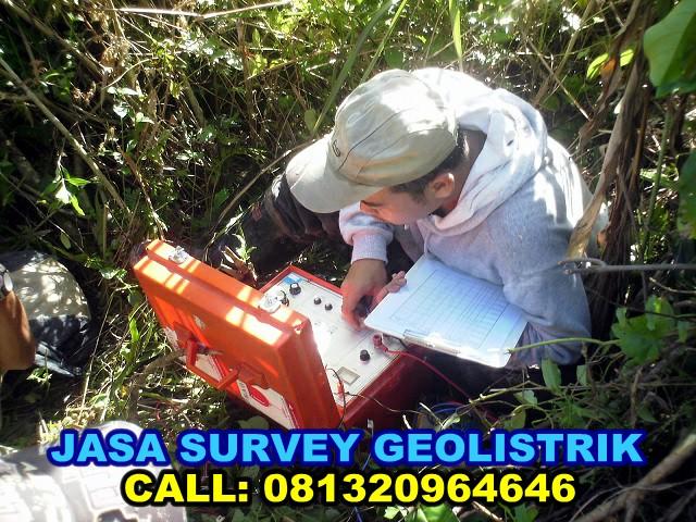 jasa layanan penelitian geolistrik terbaik