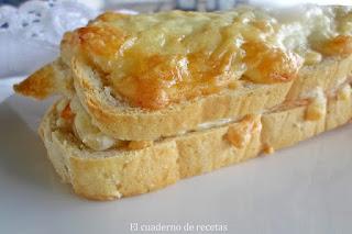 Croque - Monsieur Sandwich