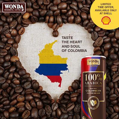 Wonda Coffee Malaysia Buy 2 Free 1 Shell Offer Promo