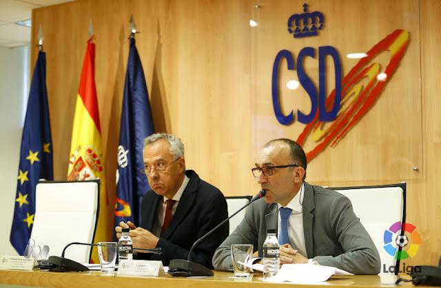 Los clubes de LaLiga reducen su deuda con Hacienda