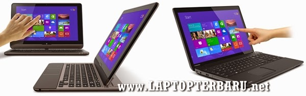 Harga Laptop TOSHIBA Touchscreen