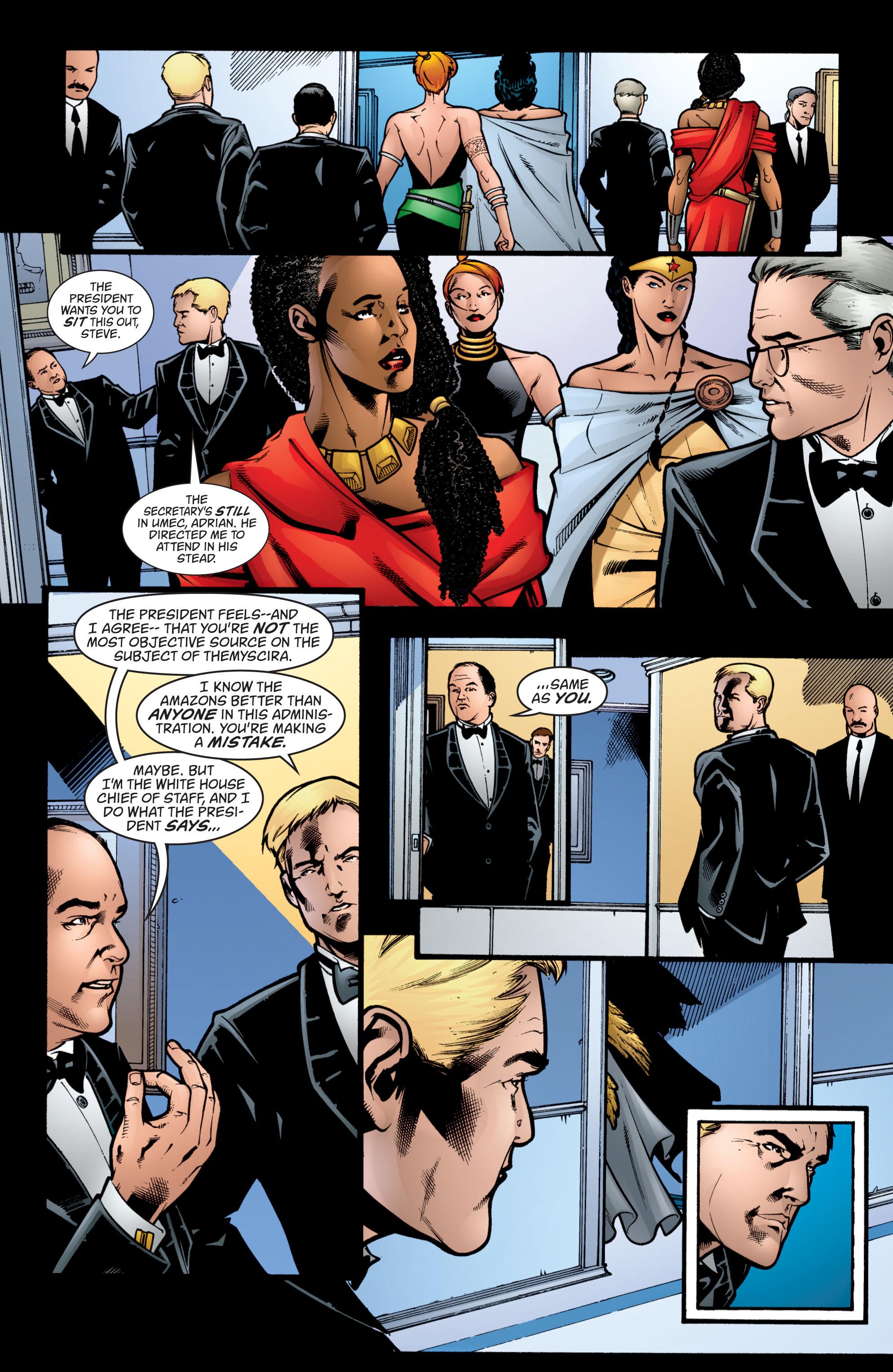 Read online Wonder Woman (1987) comic -  Issue #208 - 13