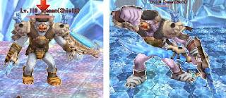 Iceman (shield0, Iceman (sword), Quest Ice Castle, Seal Online Blade of Destiny (BoD)