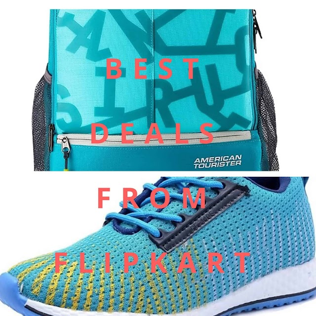 Flipkart Deal of the day (20 May) --- Running shoes For men just @ ₹295 and many more