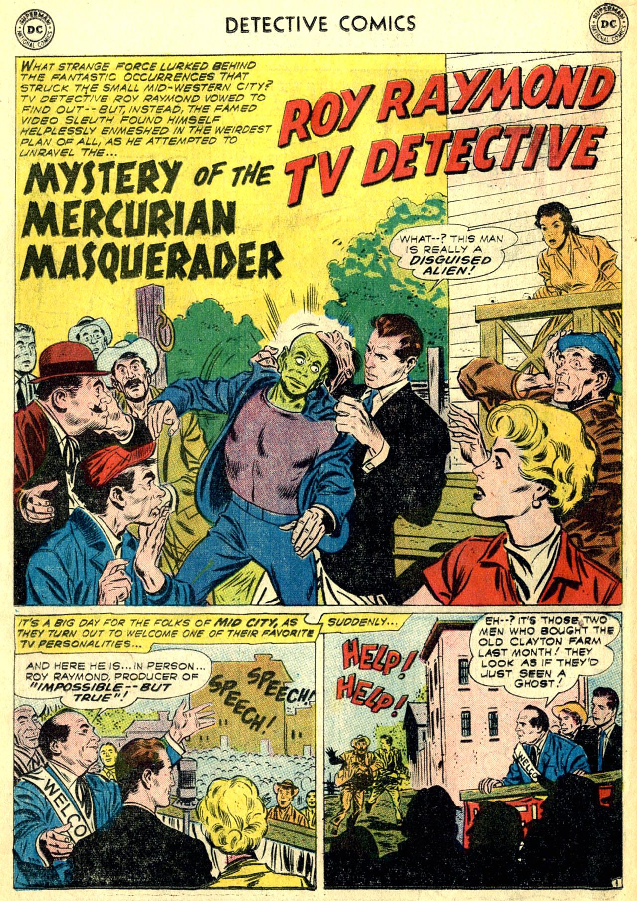 Read online Detective Comics (1937) comic -  Issue #268 - 18