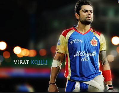 Virat Kohli HD Wallpaper