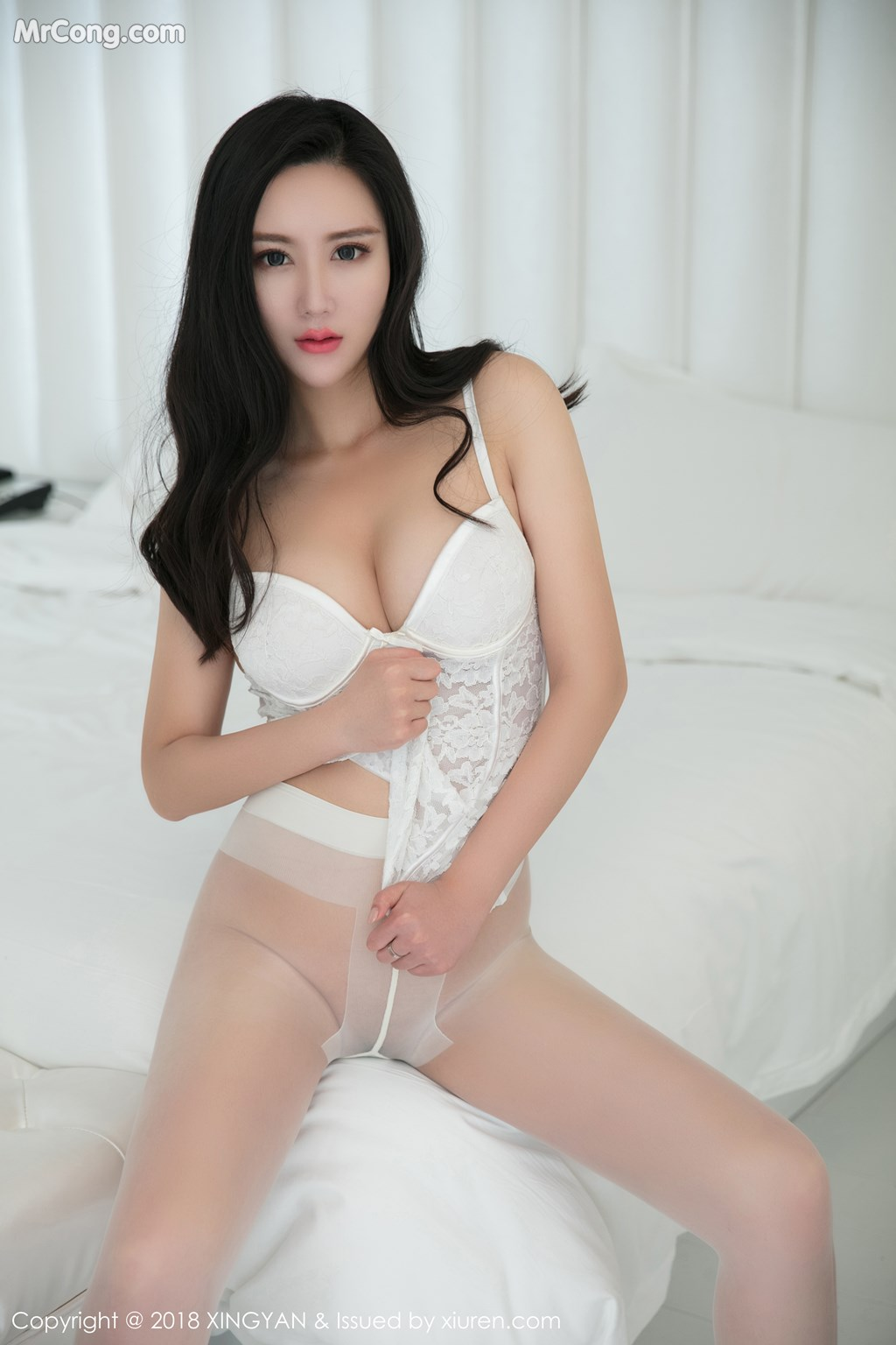 Image XingYan-Vol.100-Various-Models-MrCong.com-067 in post XingYan Vol.100: Various Models (102 ảnh)