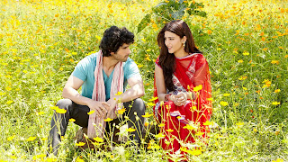 Shruti Hassan With Girish Kumar In Ramaiya Vastavaiya HD Wallpapers