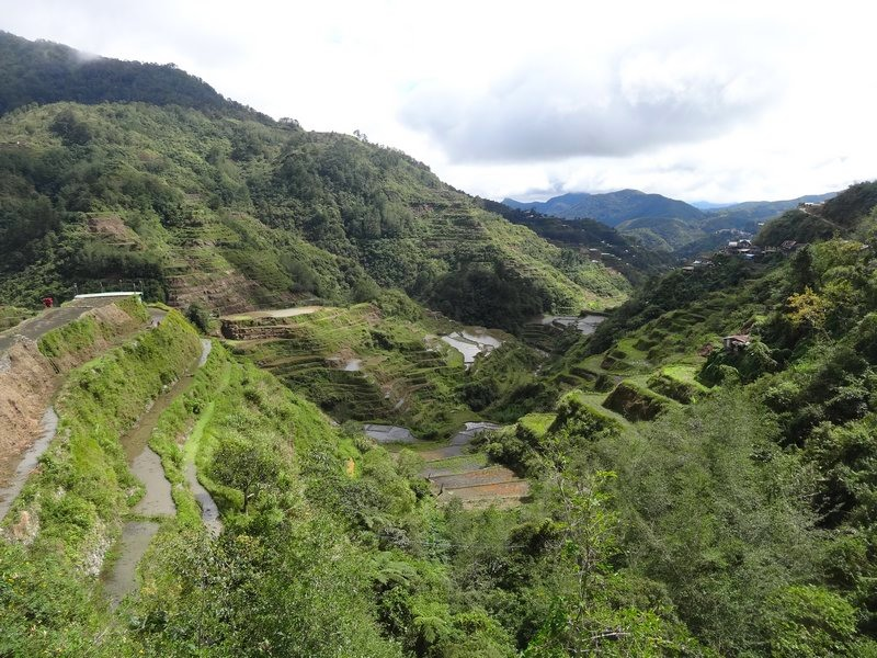 PHILIPPINES : Rizières de Banaue / www.by-laura.fr
