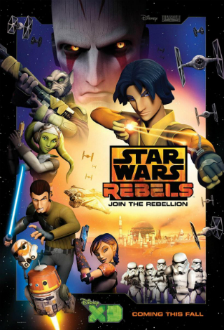 Star Wars Rebels [Temporada 1] [2014] [DVD5 + DVD9] [NTSC] [Latino]