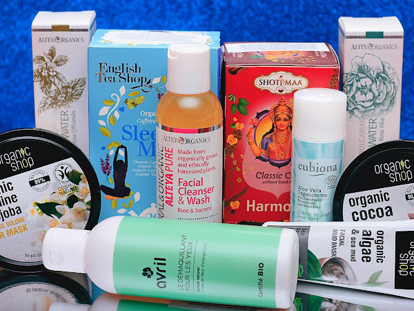 Zoya.BG: Cosmetic & Tea Haul