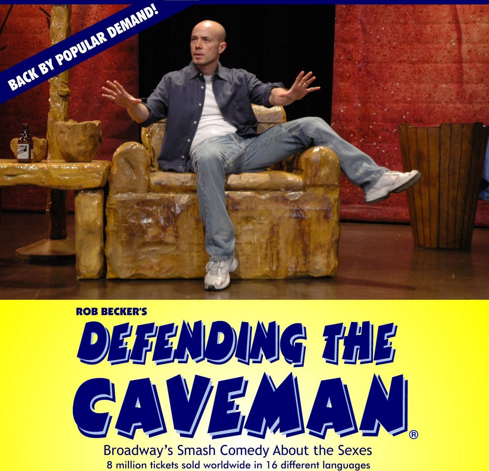 Potato on the Go: Defending the Caveman Review -- The Outrageous Truth About the Sexes!