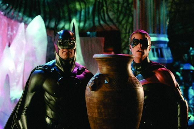 Hình ảnh phim Người Dơi Và Robin