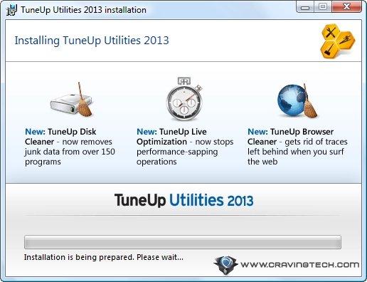 Tuneup 1-click maintenance key generator