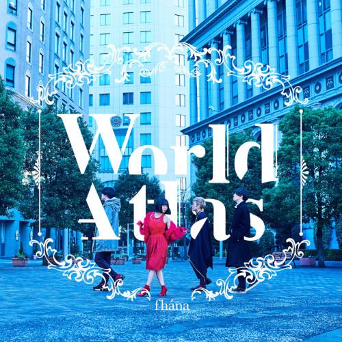 fhana World Atlas rar, flac, zip, mp3, aac, hires