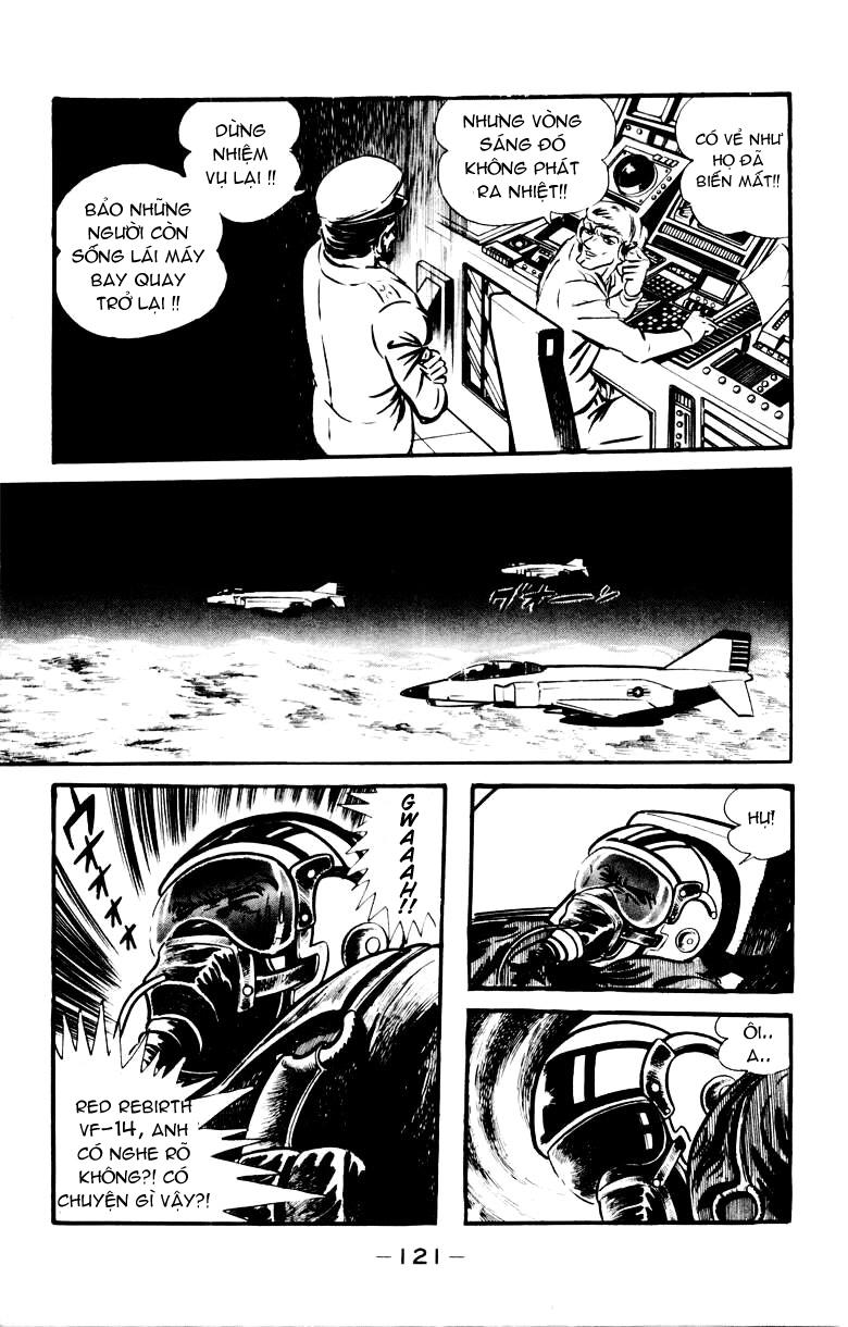 DevilMan chapter 19 trang 34