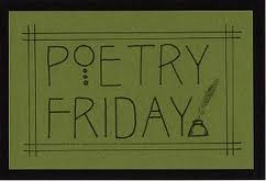 Poetry Friday Blogger