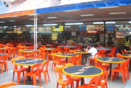 Hawker centre, Singapura
