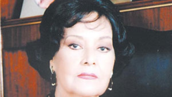 هاشتاج سمراء النيل يتصدر تويتر بعد وفاة مديحة يسري