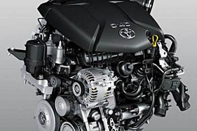 Toyota Tundra Cummins Engine