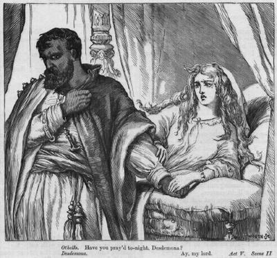 moor meaning othello