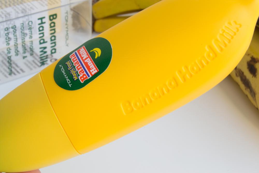 Magic Food Banana Hand Milk, TonyMoly