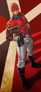 英國隊長 (Captain Britain)