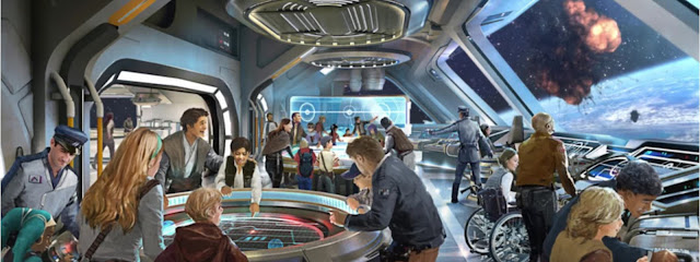 Disneyland's Star Wars: Galaxy Edge Could Open in June says Disney CEO