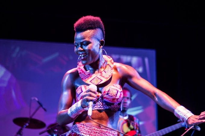 Wiyaala kick-starts 2017 EUROPE TOUR