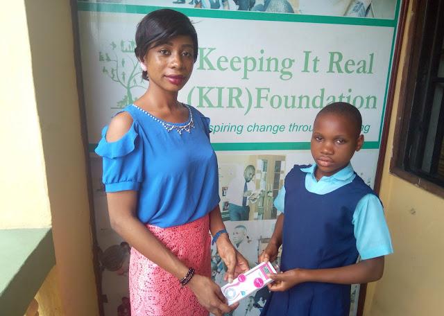 Winner_World Poetry day - KIR Foundation