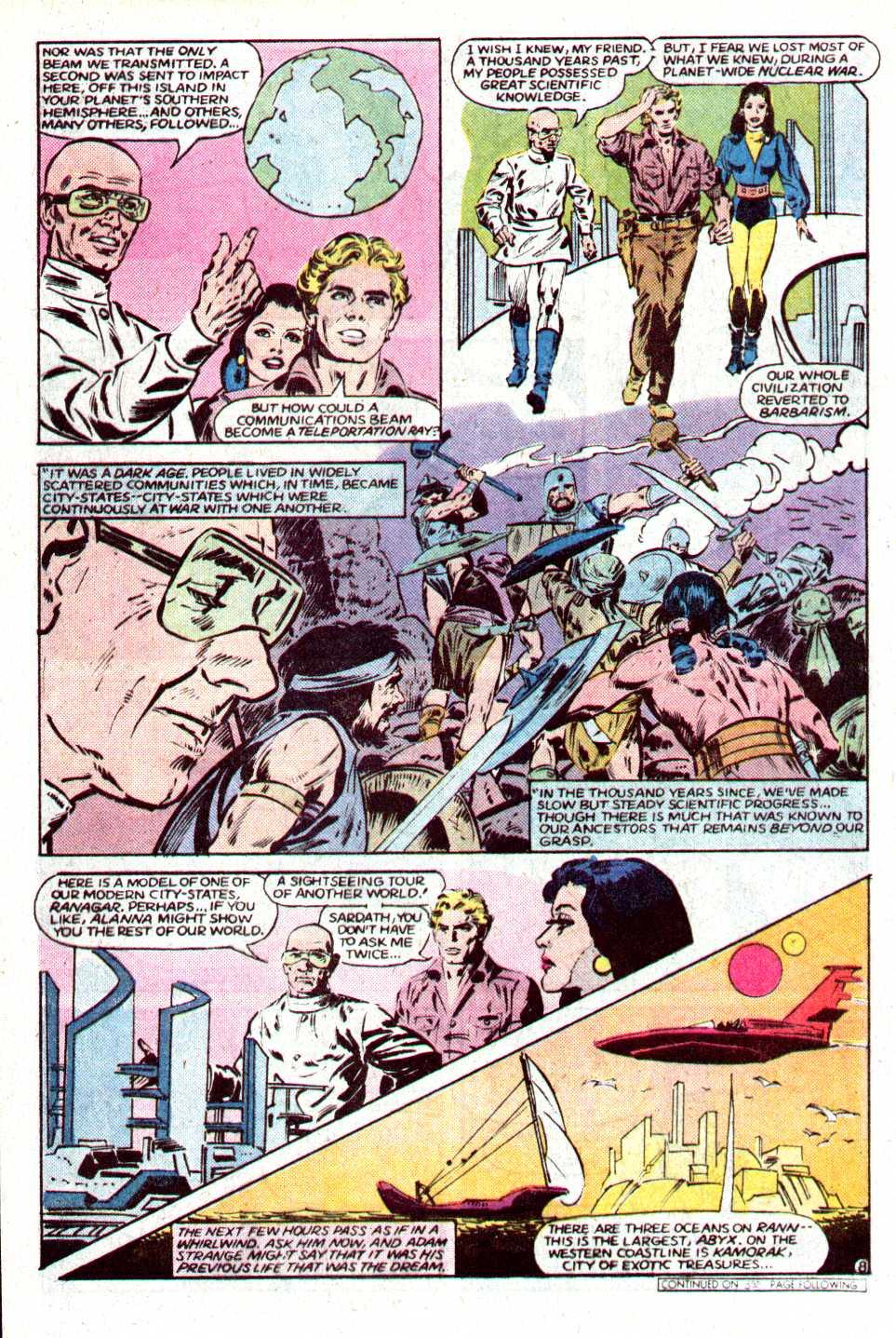 Read online Secret Origins (1986) comic -  Issue #17 - 9