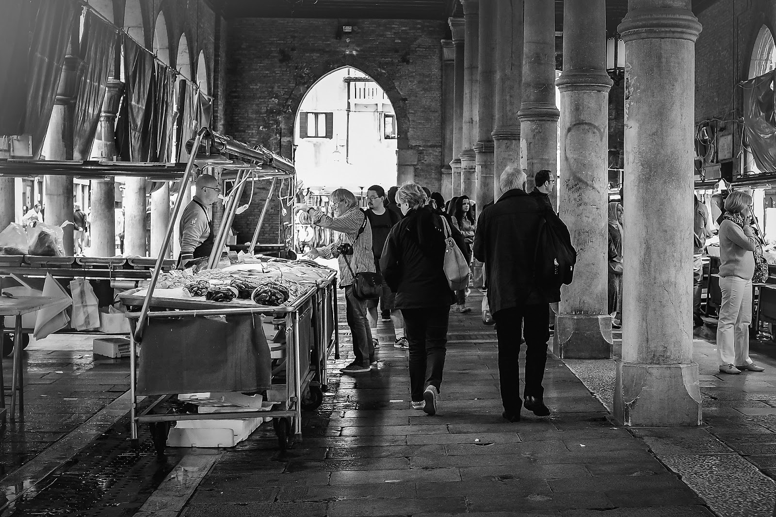 Fujifilm X-pro2 Image of Venice by Willie Kers