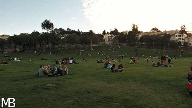 Mission Dolores Park san francisco california