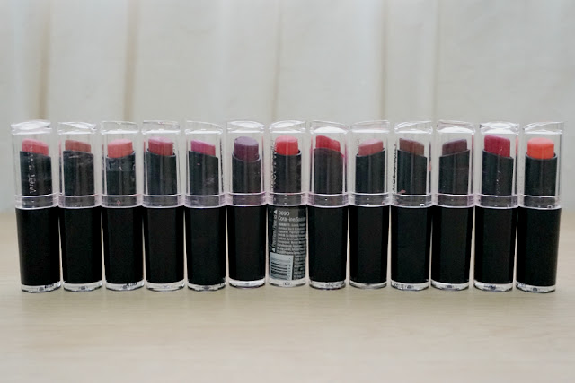 Wet n Wild Mega Last Lip Color Lipstick