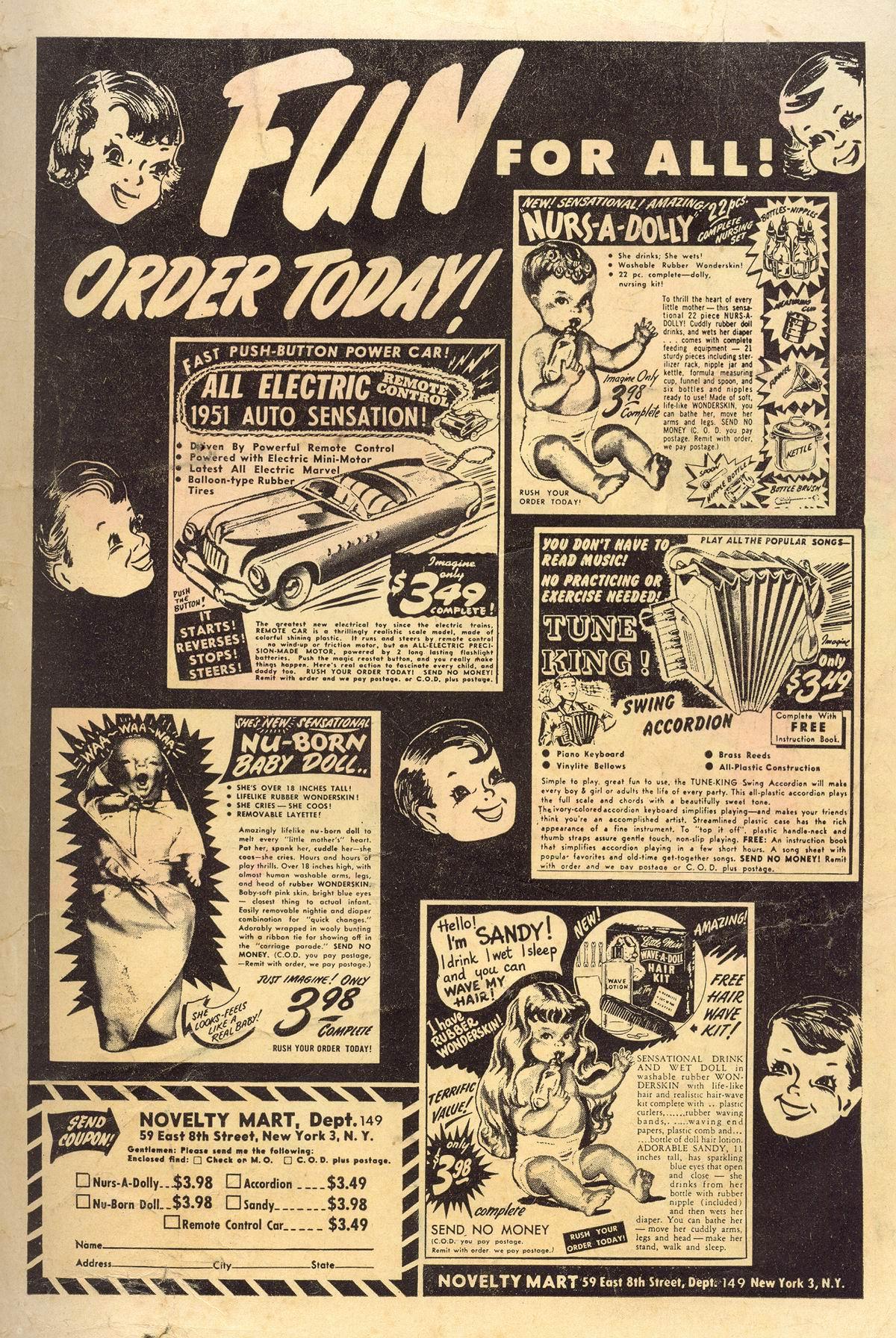 Read online World's Finest Comics comic -  Issue #51 - 75