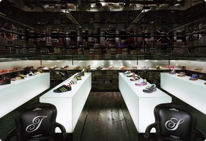 Ignite Retail London | Instore retail design: Shoe retail ...