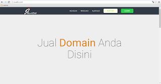 situs jual beli domain di Indonesia