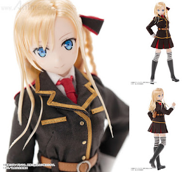 Doll Wilhelmina Pure Neemo Character Series No.98 High School Fleet