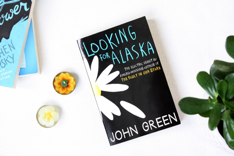 young adult book looking for alaska john green
