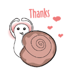 An Interesting Cunning Snails Animated