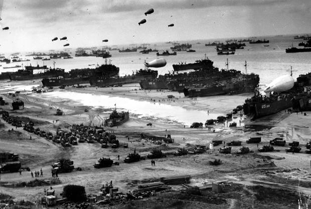 D day germany