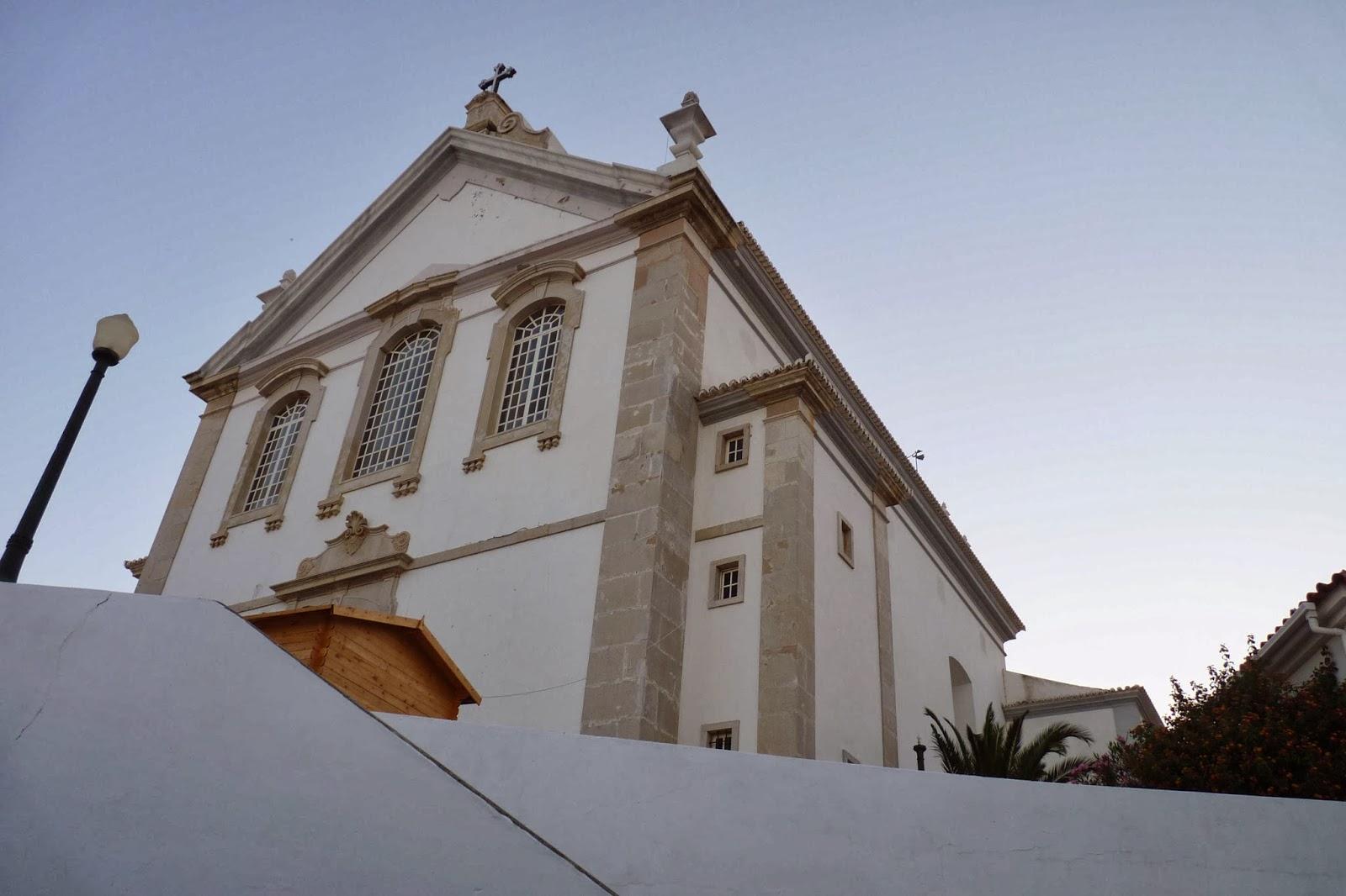 Igreja Matriz de Albufeira.