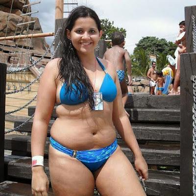 Hottest Desi Girl Spicy Bikini Photo