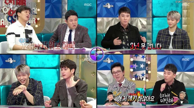 Radio Star Episode 560 Subtitle Indonesia