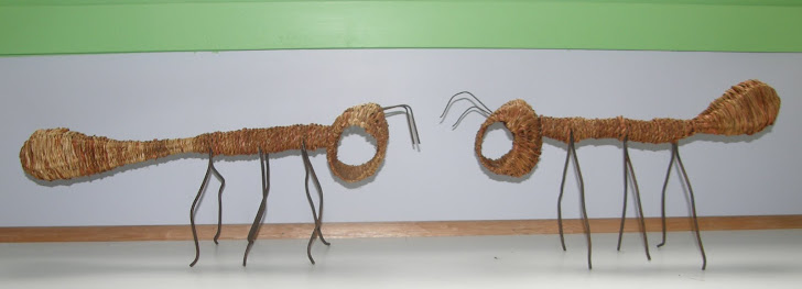 Basketry may be considered a technique that transforms nature into material culture.