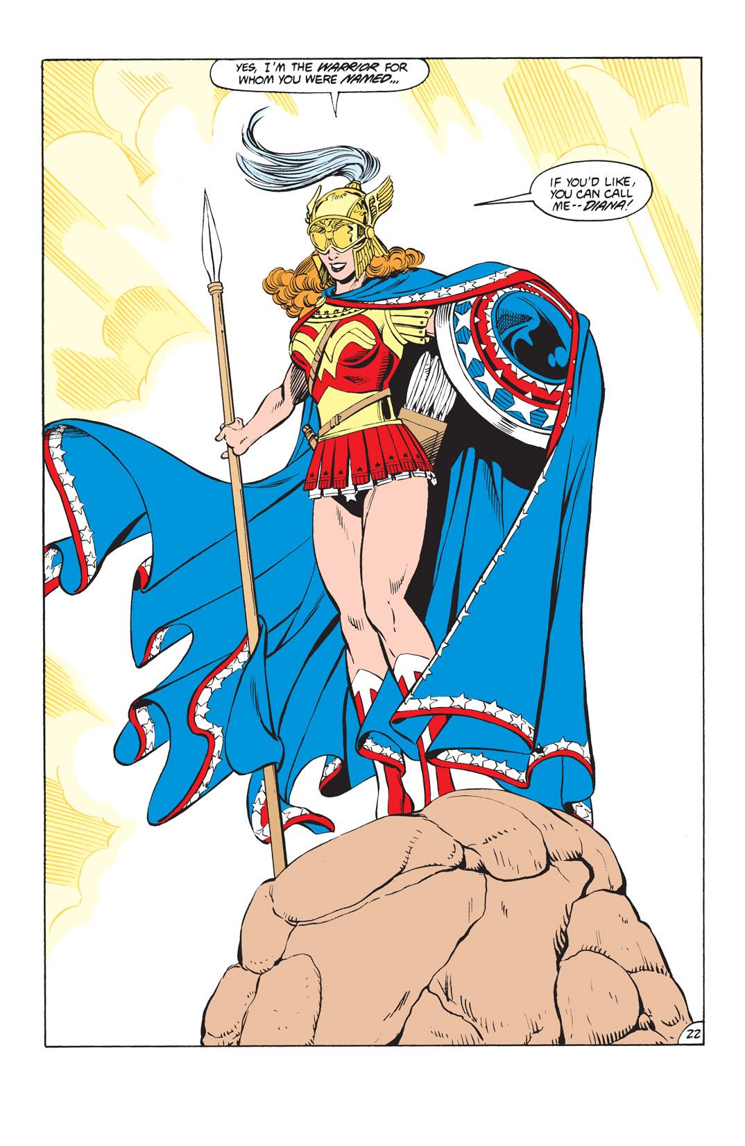 Read online Wonder Woman (1987) comic -  Issue #11 - 22